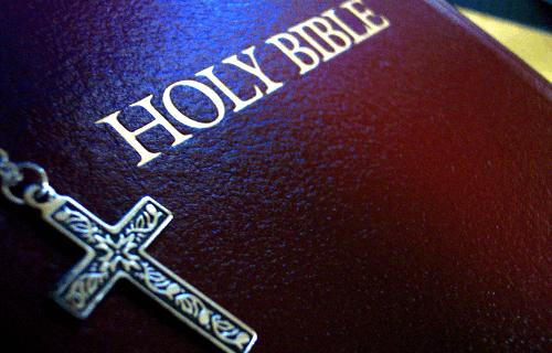 Holy Bible Image