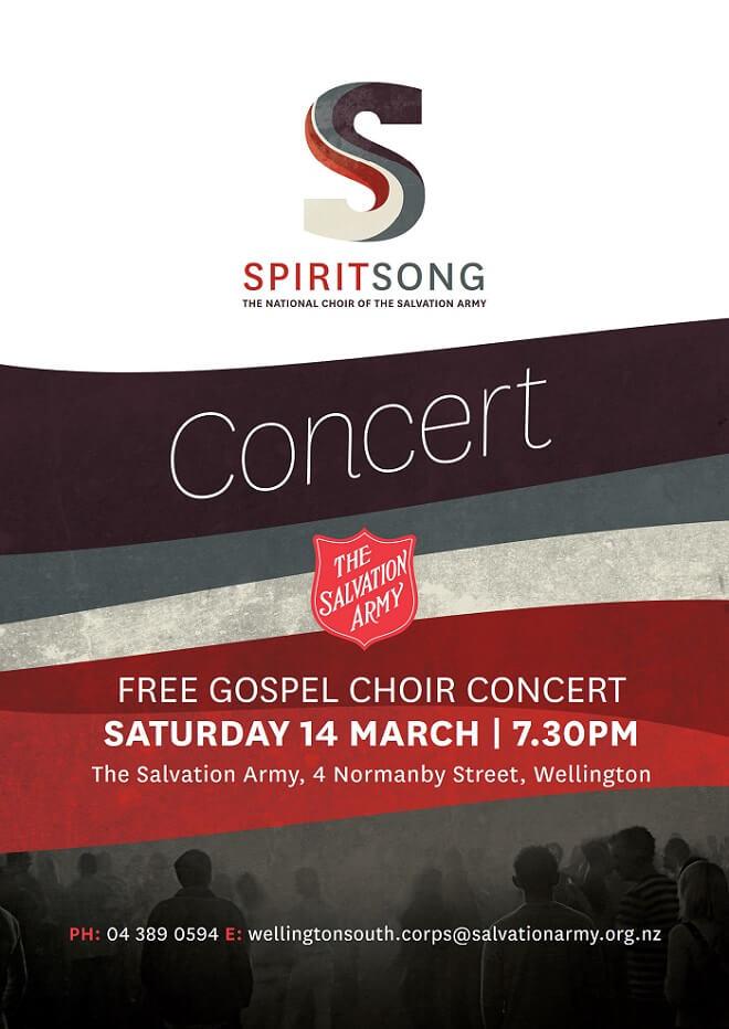 SpiritSong choir concert march 14 2020